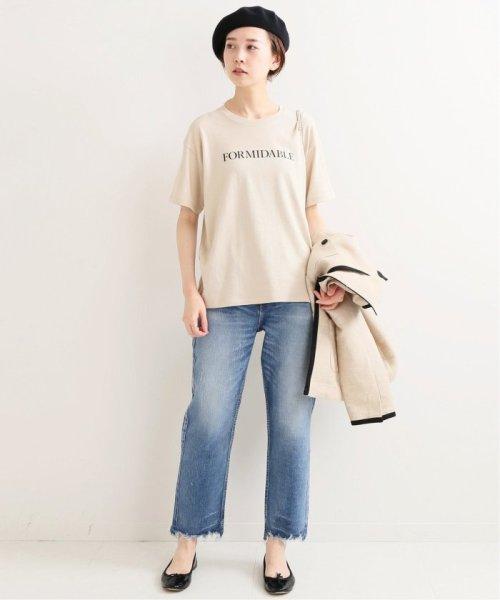 IENA(イエナ)/《追加2》ロゴプリントTシャツ◆/19070900010210_img10