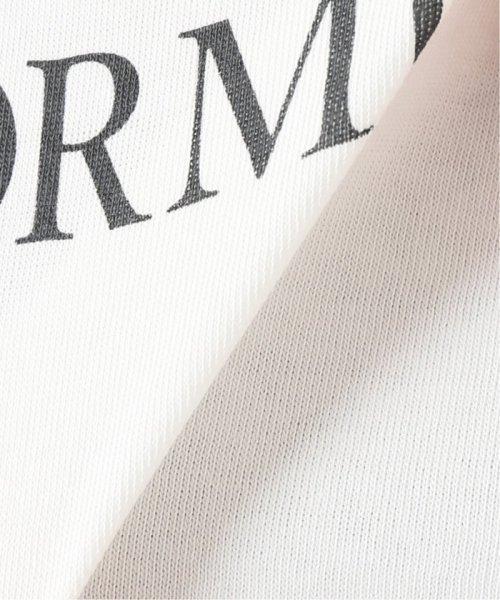IENA(イエナ)/《追加2》ロゴプリントTシャツ◆/19070900010210_img22