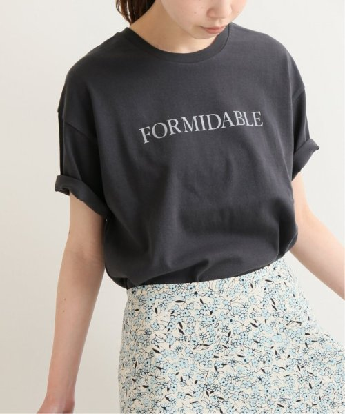 IENA(イエナ)/《追加2》ロゴプリントTシャツ◆/19070900010210_img28
