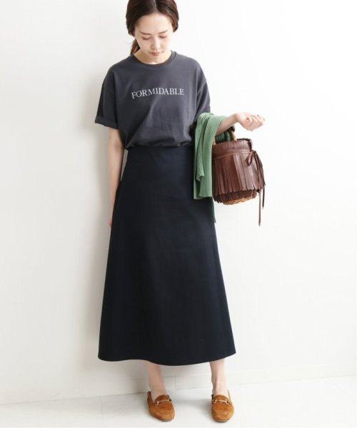 IENA(イエナ)/《追加2》ロゴプリントTシャツ◆/19070900010210_img30