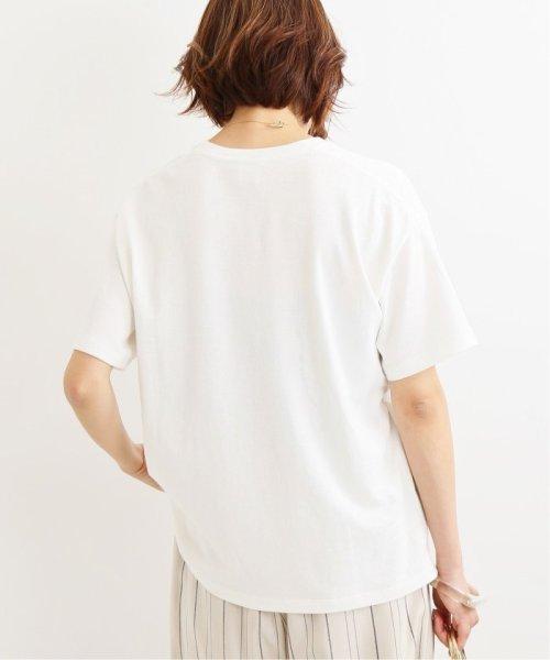 IENA(イエナ)/《追加2》ロゴプリントTシャツ◆/19070900010210_img39