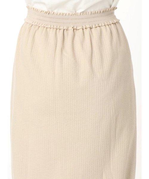 dazzlin(ダズリン)/フロントボタンテレコロングタイトスカート/021930801601_img21