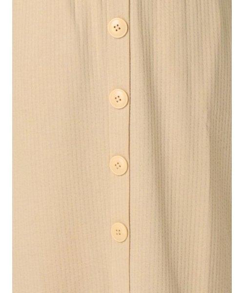 dazzlin(ダズリン)/フロントボタンテレコロングタイトスカート/021930801601_img26