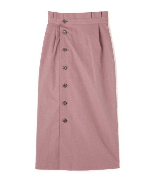 PROPORTION BODY DRESSING(プロポーション ボディドレッシング)/《EDIT COLOGNE》フロントボタンロングタイトスカート/1219127502_img09