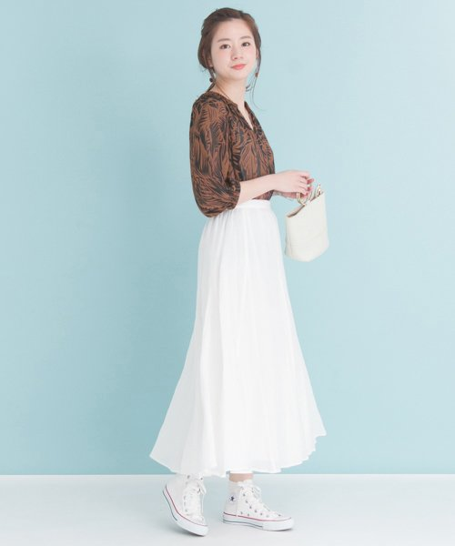 URBAN RESEARCH OUTLET(アーバンリサーチ アウトレット)/【UR】リーフプリントBL/UR7523O009_img08