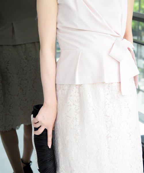 Eimy Peral(エイミーパール(ドレス))/トップス+スカートセットアップドレス/BO319_img03