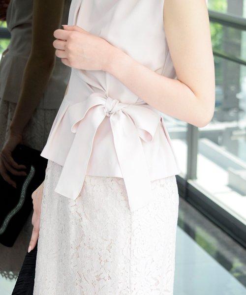 Eimy Peral(エイミーパール(ドレス))/トップス+スカートセットアップドレス/BO319_img06