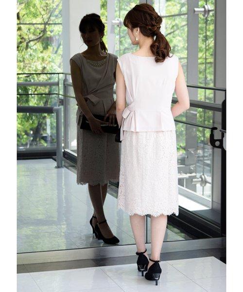 Eimy Peral(エイミーパール(ドレス))/トップス+スカートセットアップドレス/BO319_img09
