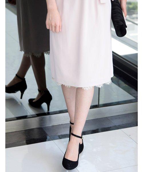 Eimy Peral(エイミーパール(ドレス))/トップス+スカートセットアップドレス/BO319_img12