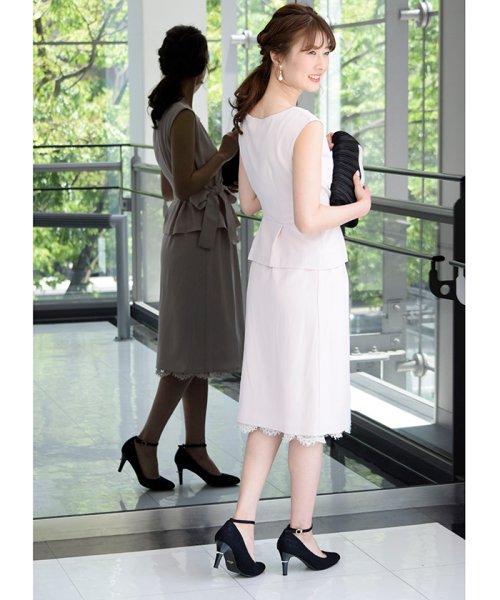 Eimy Peral(エイミーパール(ドレス))/トップス+スカートセットアップドレス/BO319_img15