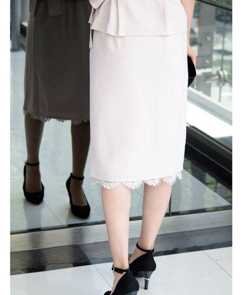 Eimy Peral(エイミーパール(ドレス))/トップス+スカートセットアップドレス/BO319_img16