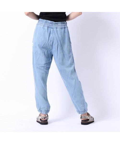 GUESS(ゲス)/ゲス GUESS TEARS RELAXED JOGGER PANT (NEVIS)/GU1432EW14958_img02