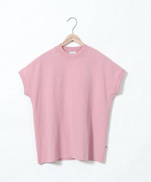 coen(コーエン)/【WEB限定カラーに新色ブラウン登場】USAコットンハイネックTシャツ/76256009019_img40