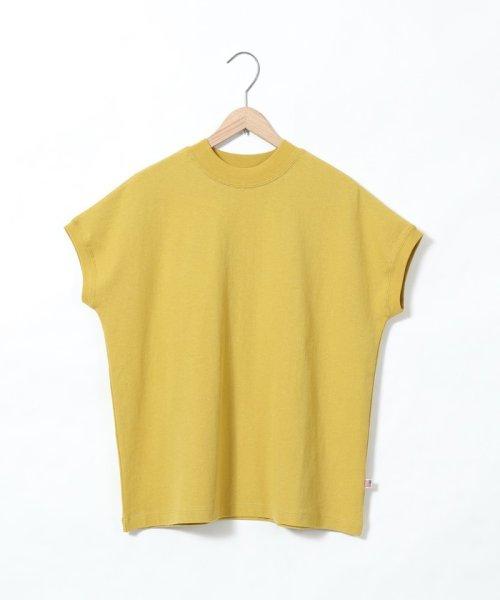coen(コーエン)/【WEB限定カラーに新色ブラウン登場】USAコットンハイネックTシャツ/76256009019_img42