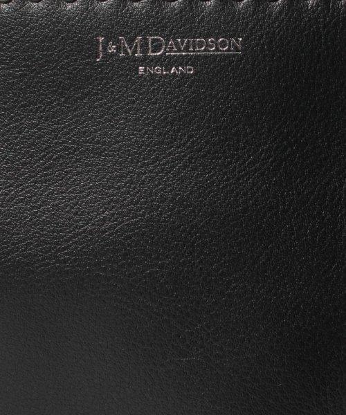 J&M DAVIDSON(ジェイアンドエムデヴィッドソン)/【J&M DAVIDSON】ハンドバッグ/MINI BELLE WITH STUDS【BLACK】/1531N7314S9990_img04