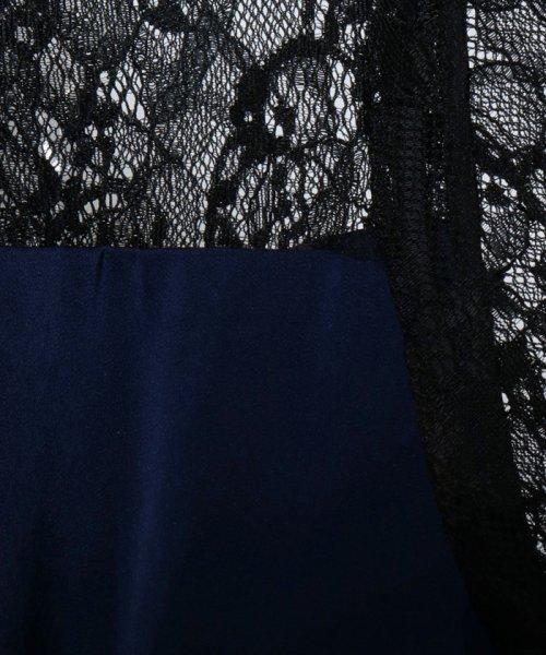 SCOTCLUB(スコットクラブ)/Rire Fete(リルフェテ) サテンプリーツドレス/024126100_img10