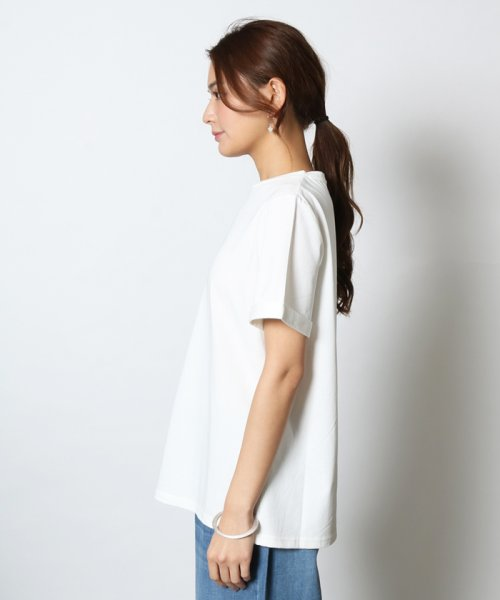 SCOTCLUB(スコットクラブ)/Vin(ヴァン) プチロゴ半袖Tシャツ/081253976_img04