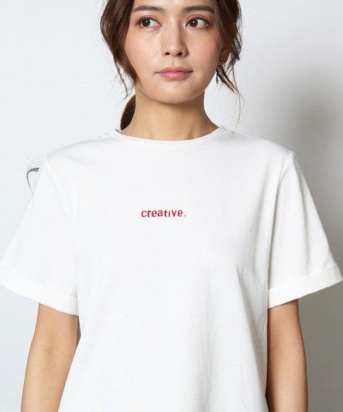 SCOTCLUB(スコットクラブ)/Vin(ヴァン) プチロゴ半袖Tシャツ/081253976_img06