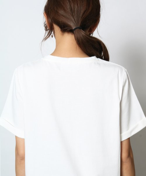 SCOTCLUB(スコットクラブ)/Vin(ヴァン) プチロゴ半袖Tシャツ/081253976_img07