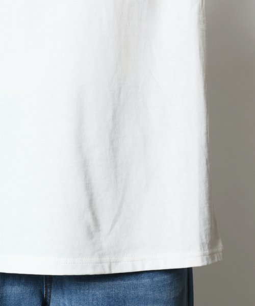 SCOTCLUB(スコットクラブ)/Vin(ヴァン) プチロゴ半袖Tシャツ/081253976_img09