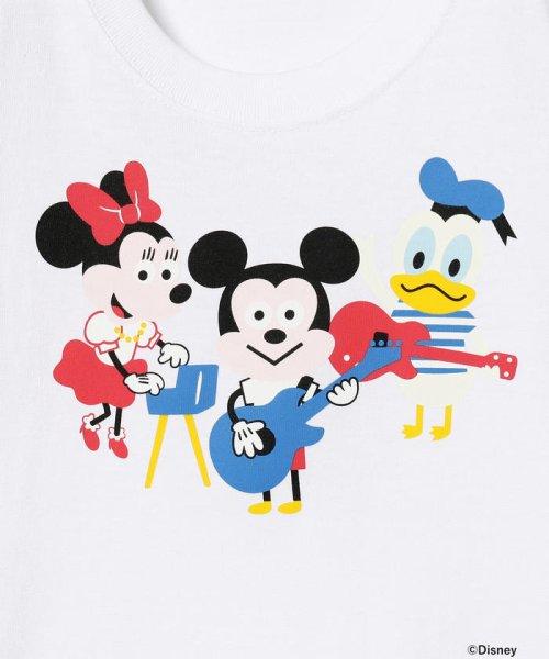 こどもビームス(こどもビームス)/<KIDS>FUJI ROCK FESTIVAL'19 × BEAMS / The Wonderful! design works. バンド Tシャツ/55040901591_img02