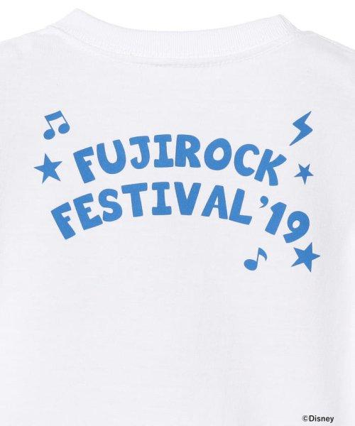 こどもビームス(こどもビームス)/<KIDS>FUJI ROCK FESTIVAL'19 × BEAMS / The Wonderful! design works. バンド Tシャツ/55040901591_img05