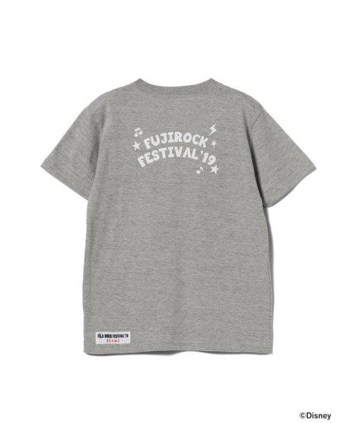 こどもビームス(こどもビームス)/<KIDS>FUJI ROCK FESTIVAL'19 × BEAMS / The Wonderful! design works. バンド Tシャツ/55040901591_img11