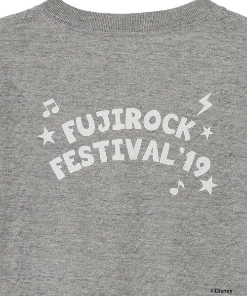 こどもビームス(こどもビームス)/<KIDS>FUJI ROCK FESTIVAL'19 × BEAMS / The Wonderful! design works. バンド Tシャツ/55040901591_img12