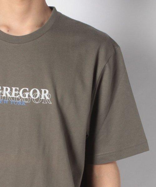 McGREGOR(マックレガー)/【一部店舗限定】McGビンテージ 半袖ロゴTシャツ /411728504_img03