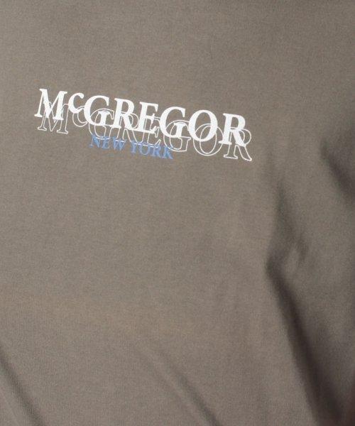 McGREGOR(マックレガー)/【一部店舗限定】McGビンテージ 半袖ロゴTシャツ /411728504_img04