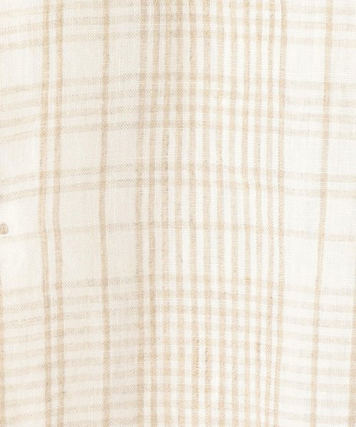 GLOSTER(GLOSTER)/オープンカラーリネンシャツ/9-0093-2-51-355_img09