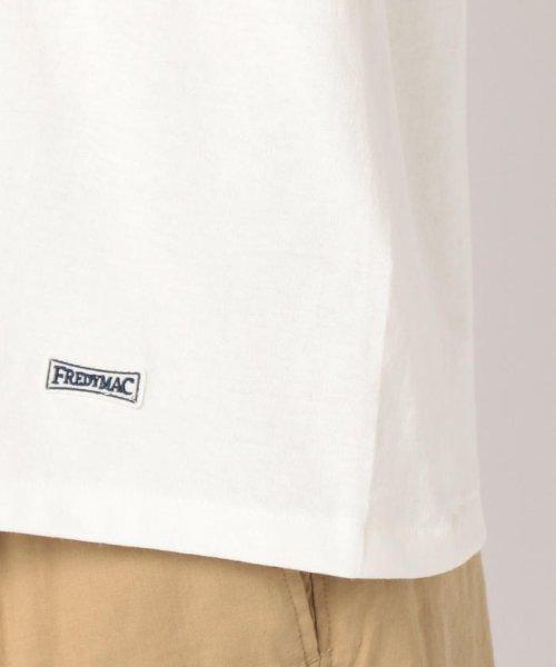 FREDYMAC(フレディマック)/ヘンリーネックワッペンTシャツ/9-0662-2-50-011_img07