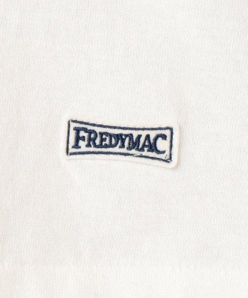 FREDYMAC(フレディマック)/ヘンリーネックワッペンTシャツ/9-0662-2-50-011_img08