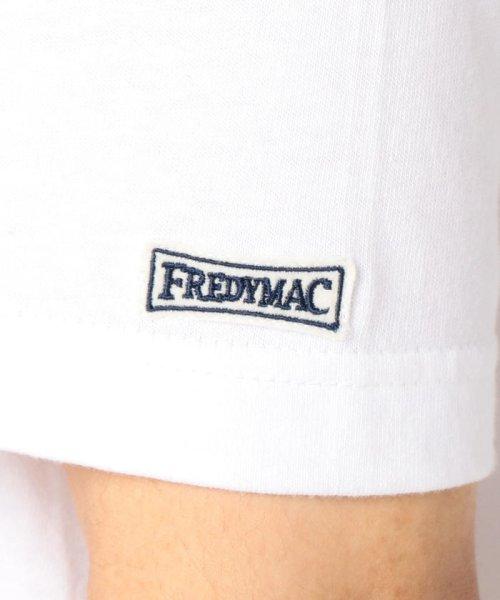 FREDYMAC(フレディマック)/Barcelona ヘビーウエイトラグランTシャツ/9-0662-2-50-042_img07