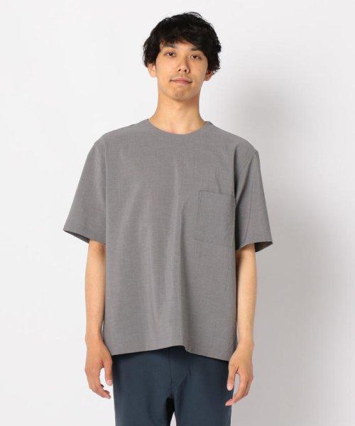 GLOSTER(GLOSTER)/ドライクロスTシャツ/9-0674-2-51-001_img01