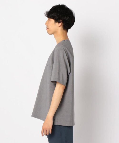 GLOSTER(GLOSTER)/ドライクロスTシャツ/9-0674-2-51-001_img02