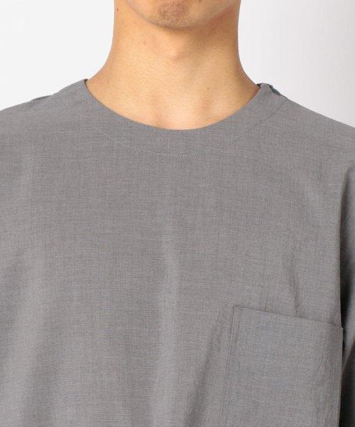 GLOSTER(GLOSTER)/ドライクロスTシャツ/9-0674-2-51-001_img04