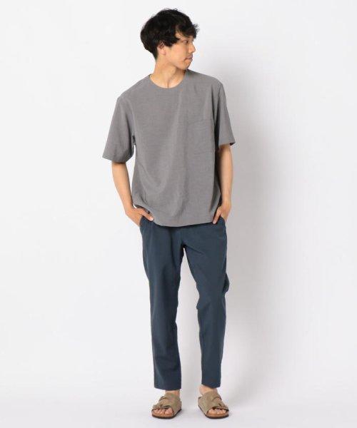 GLOSTER(GLOSTER)/ドライクロスTシャツ/9-0674-2-51-001_img10