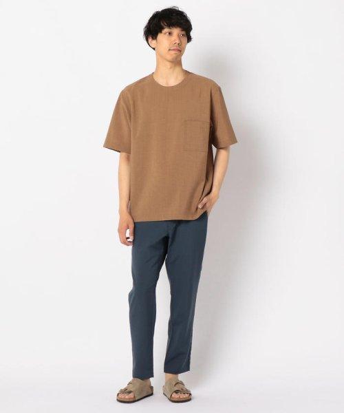 GLOSTER(GLOSTER)/ドライクロスTシャツ/9-0674-2-51-001_img11
