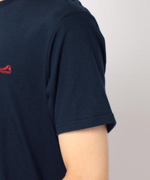 FREDYMAC(フレディマック)/スニーカーワンポイント刺しゅうTシャツ/9-0678-2-50-008_img05