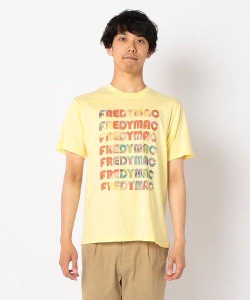 FREDYMAC(フレディマック)/ラグマットマーブルインクジェットTシャツ/9-0678-2-50-023_img01