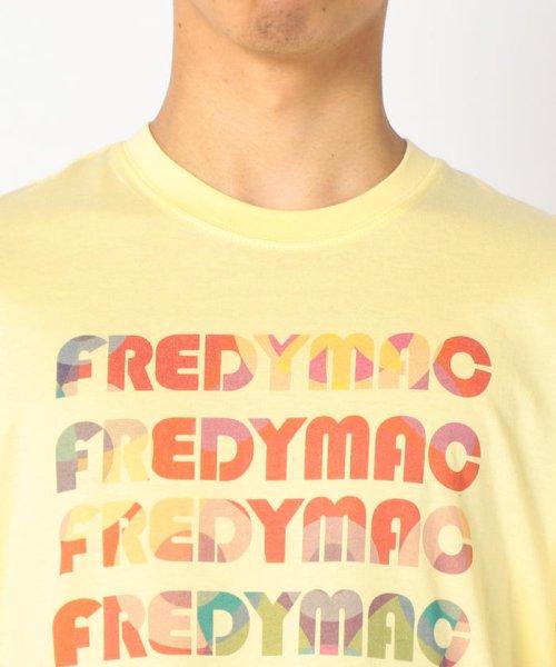 FREDYMAC(フレディマック)/ラグマットマーブルインクジェットTシャツ/9-0678-2-50-023_img04