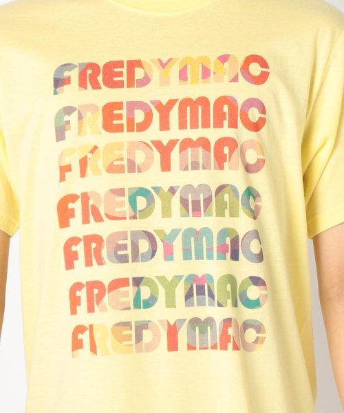 FREDYMAC(フレディマック)/ラグマットマーブルインクジェットTシャツ/9-0678-2-50-023_img07