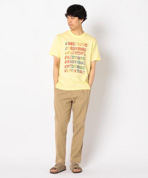 FREDYMAC(フレディマック)/ラグマットマーブルインクジェットTシャツ/9-0678-2-50-023_img09