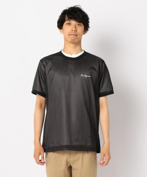 FREDYMAC(フレディマック)/メッシュTシャツ/9-0684-2-50-360_img01