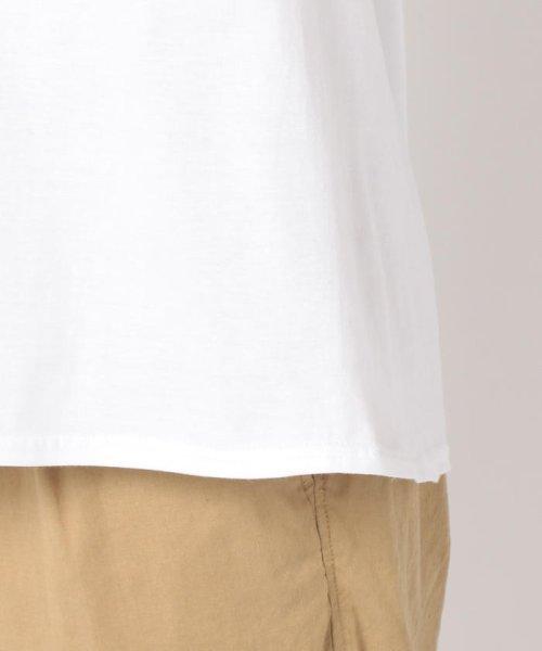 FREDYMAC(フレディマック)/【PEANUTS×FREDY MAC】スヌーピーワンポイント刺しゅうTシャツ/9-0690-2-50-014_img06