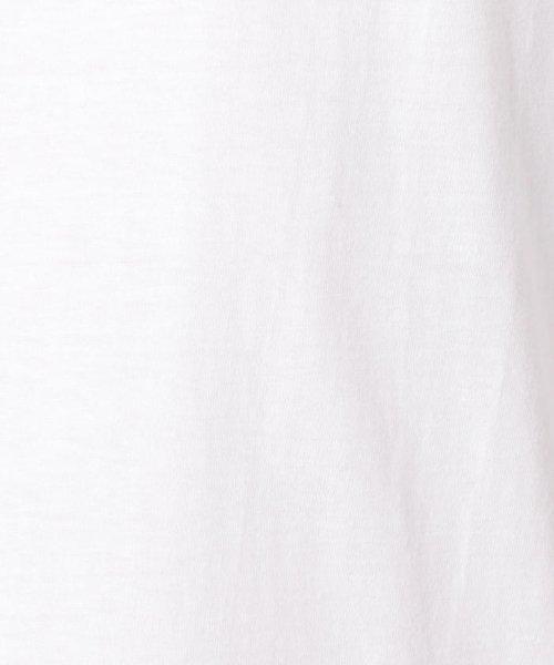FREDYMAC(フレディマック)/【PEANUTS×FREDY MAC】スヌーピーワンポイント刺しゅうTシャツ/9-0690-2-50-014_img08