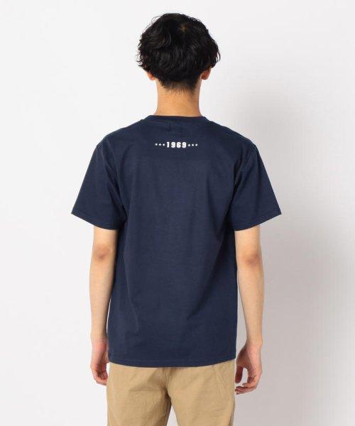 FREDYMAC(フレディマック)/【PEANUTS×FREDY MAC】SNOOPY DEEP SPACE Tシャツ/9-0690-2-50-016_img03