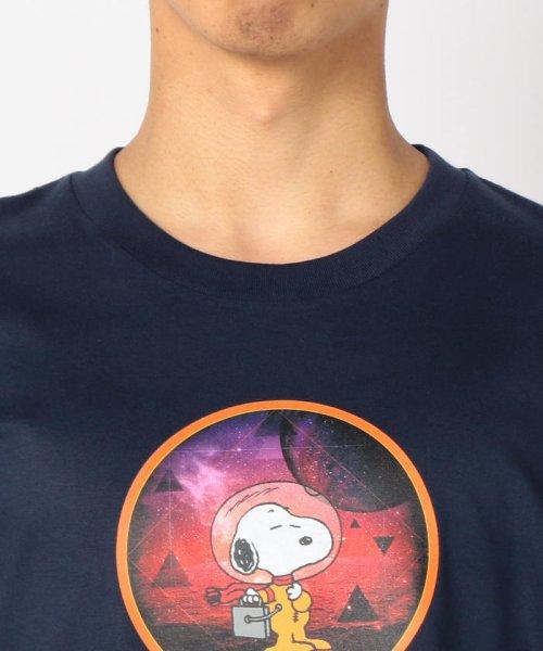 FREDYMAC(フレディマック)/【PEANUTS×FREDY MAC】SNOOPY DEEP SPACE Tシャツ/9-0690-2-50-016_img04
