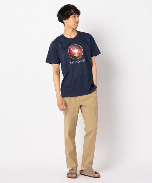 FREDYMAC(フレディマック)/【PEANUTS×FREDY MAC】SNOOPY DEEP SPACE Tシャツ/9-0690-2-50-016_img10